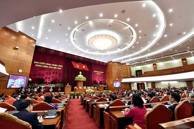 Hội nghị Trung ương 7 cho ý kiến về xây dựng cán bộ cấp chiến lược - 1
