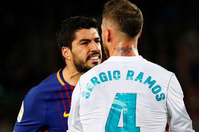 Real thoát hiểm Siêu kinh điển: Ramos đè Ronaldo, đập phá phòng thay đồ - 1