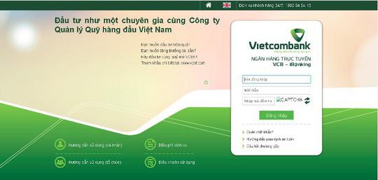Vietcombank, BIDV, Vietinbank đồng loạt cảnh báo lừa đảo lấy cắp thông tin - 1