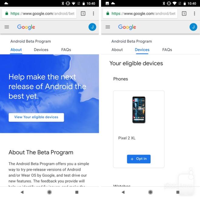 Cách cài đặt Android P Beta mới cáu ngay từ bây giờ - 1