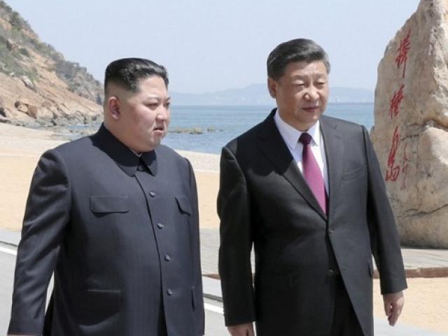 Vì sao Kim Jong-un đột nhiên sang Trung Quốc gặp ông Tập bên bờ biển?