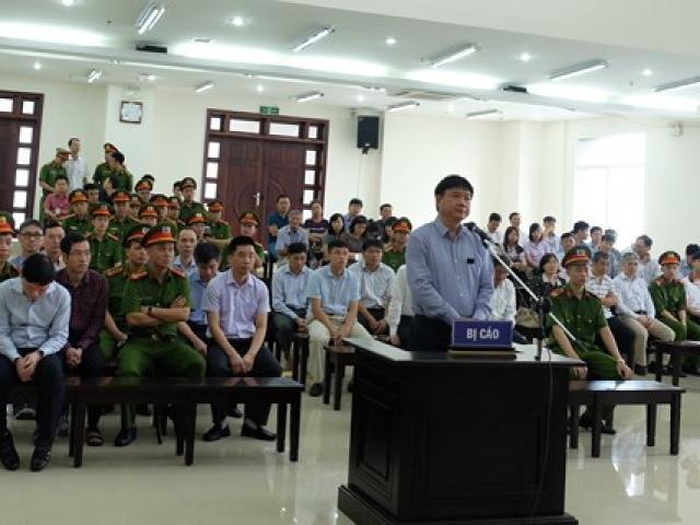 Cựu Chủ tịch PVN Đinh La Thăng: Ai làm người đó chịu trách nhiệm