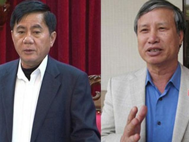 Ông Trần Cẩm Tú thay ông Trần Quốc Vượng làm Chủ nhiệm Ủy ban Kiểm tra Trung ương