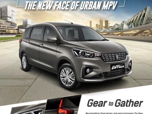 MPV 7 chỗ Suzuki Ertiga chốt giá từ 310 triệu đồng: Quyết đấu Innova