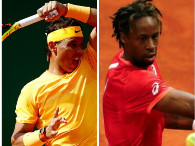 Nadal - Monfils: Cuồng phong ấn tượng, tiệm cận kỷ lục (Vòng 2 Madrid Open)