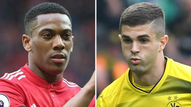 Chuyển nhượng MU: Mourinho muốn đổi Martial lấy sao trẻ Dortmund - 1