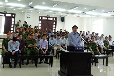 Cựu Chủ tịch PVN Đinh La Thăng: Ai làm người đó chịu trách nhiệm - 1