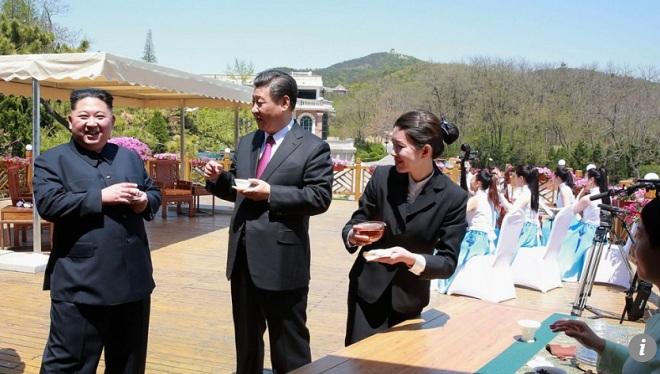 Vì sao ông Tập không gặp Kim Jong-un ở Bắc Kinh mà phải đi 500km? - 1