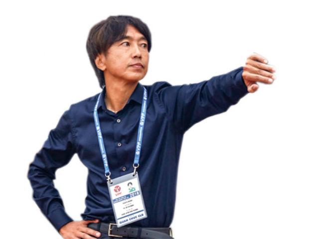 Thách thức V-League có làm chùn chân HLV Toshiya Miura?