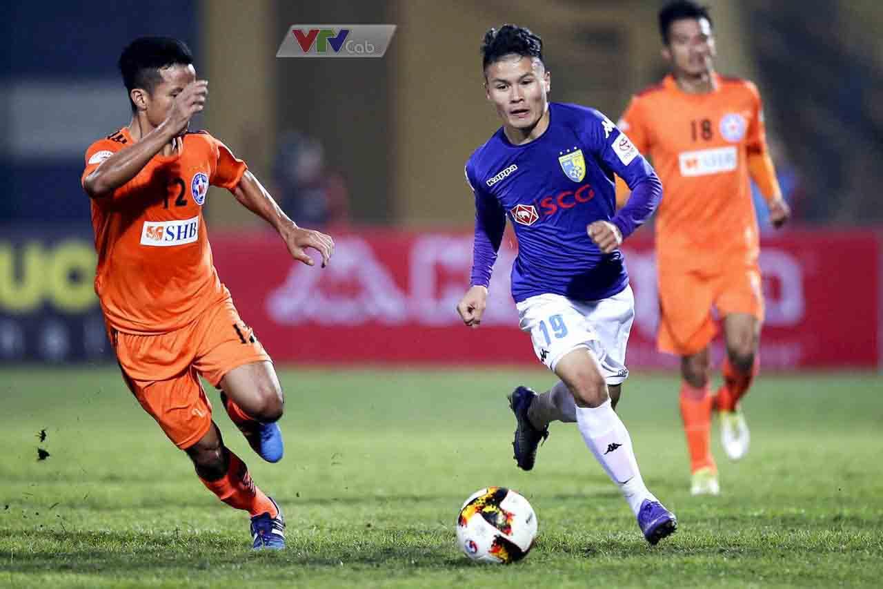 Hà Nội Fc: Hà Nội FC đấu HAGL Tứ Kết Cúp QG: Chờ Công Phượng, Xuân