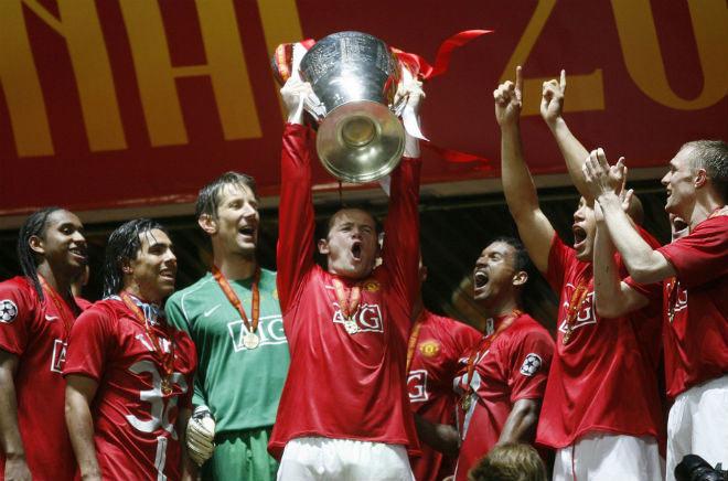 Huyền thoại MU, Rooney chia tay Ngoại hạng Anh: Lưu danh anh hùng - 1