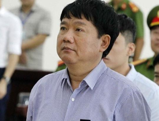 Ông Đinh La Thăng bị đề nghị y án 13 năm tù - 1