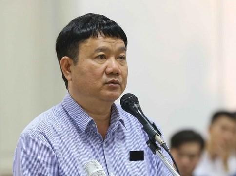 Ông Đinh La Thăng nói nhiều đêm day dứt không ngủ trong 4 bức tường nhà giam - 1