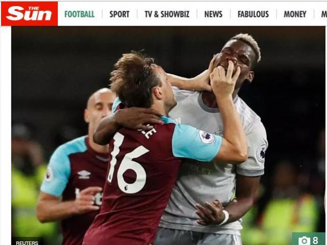 MU á quân Ngoại hạng: Báo Anh mắng Pogba côn đồ, lo thua Chelsea FA Cup