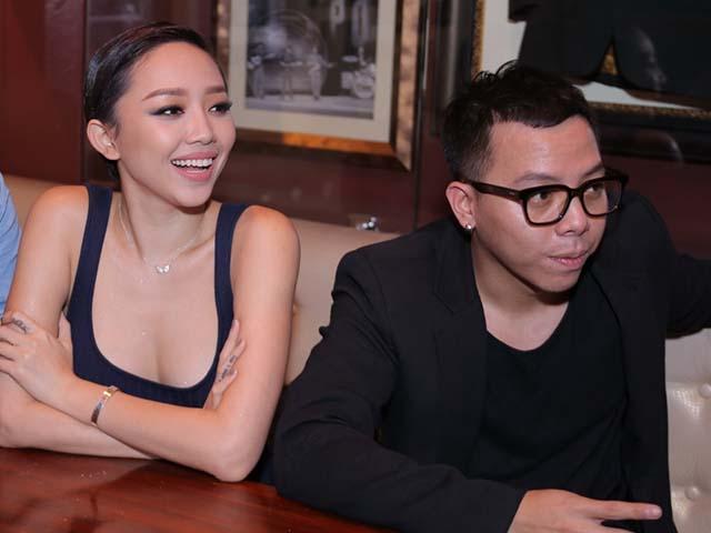 Hoàng Touliver nói về mối quan hệ với Tóc Tiên sau tin đồn chia tay