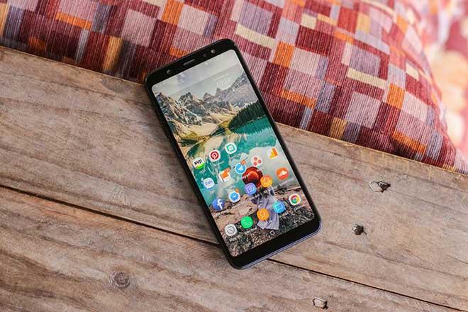Đã có giá bộ đôi smartphone Galaxy A6 và A6+ - 1