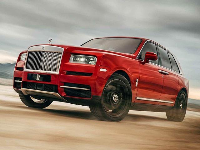 Những điểm nổi bật trên Rolls-Royce Cullinan