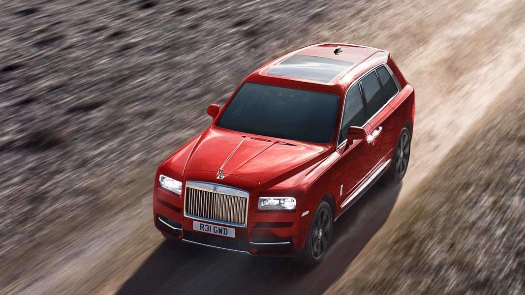 Rolls-Royce kết thúc năm 2018 với doanh số bán hàng kỷ lục - 1