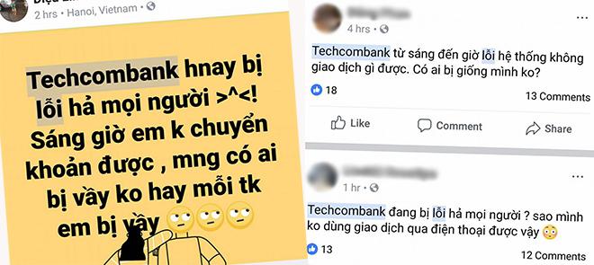 """Khách hàng Techcombank """"than trời"""" vì không thể giao dịch qua F@st Mobile - 1"""