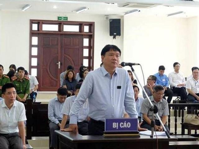 """Nói lời sau cùng, ông Đinh La Thăng mong được """"chuyển tội danh"""""""