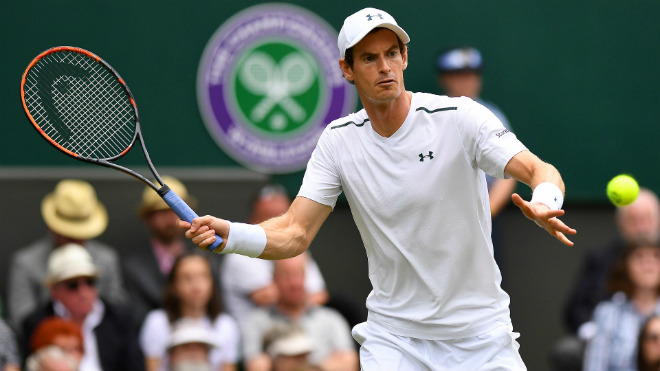 Tin thể thao HOT 11/5: Murray không từ bỏ Wimbledon 2018 - 1