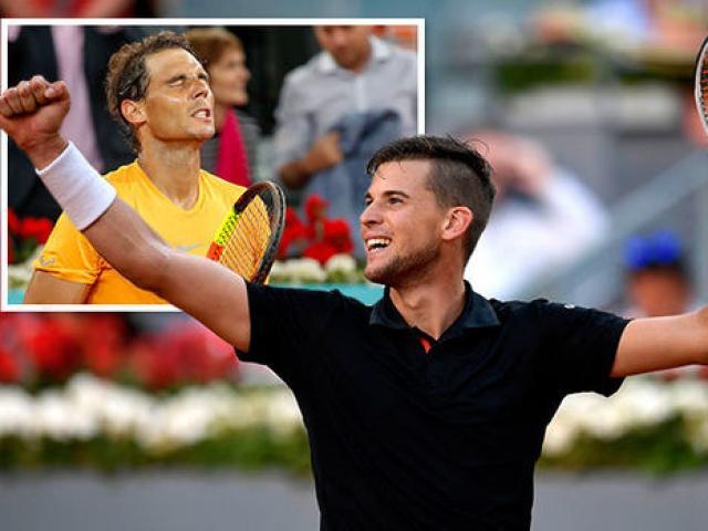 Nadal nhận trái đắng ở Madrid Open, Federer trở lại ngôi số 1 thế giới