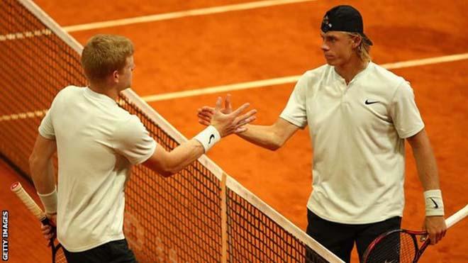Madrid Open ngày 6: Shapovalov hẹn đấu Zverev, Kvitova vào chung kết - 1