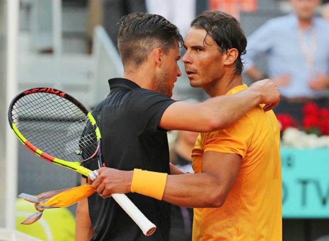 Nadal nhận trái đắng ở Madrid Open, Federer trở lại ngôi số 1 thế giới - 1