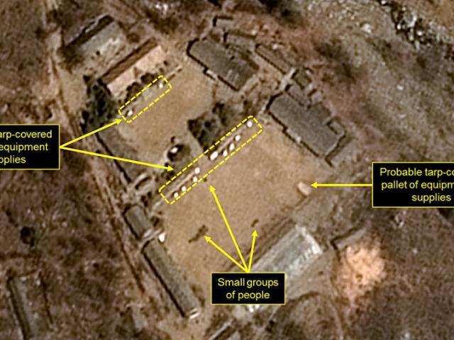 Triều Tiên công bố ngày đánh sập toàn bộ hầm bãi thử hạt nhân