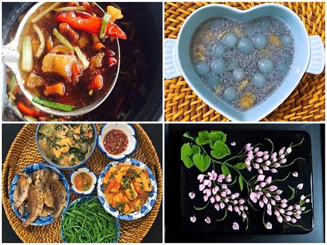 """""""Sốt xình xịch"""" với những món ăn ngàn like hot nhất tuần này"""