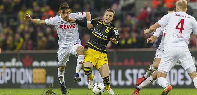 Hoffenheim - Dortmund: Sai lầm tồi tệ, tử chiến vì vé C1 - 1
