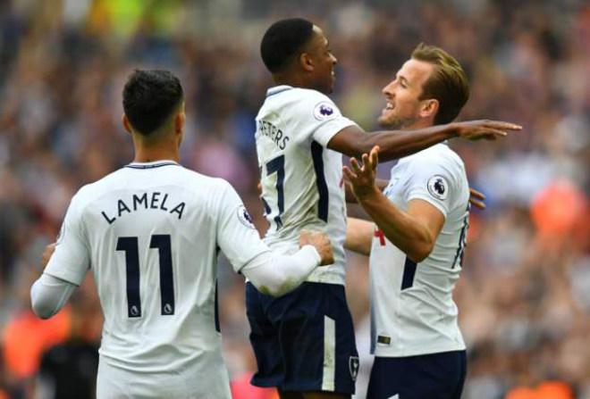 Tottenham - Leicester: Rượt đuổi kinh hoàng, 9 bàn siêu đại tiệc - 1