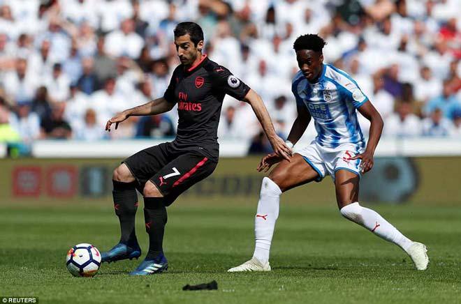 Huddersfield - Arsenal: Siêu sao lên tiếng, vang khúc khải hoàn - 1