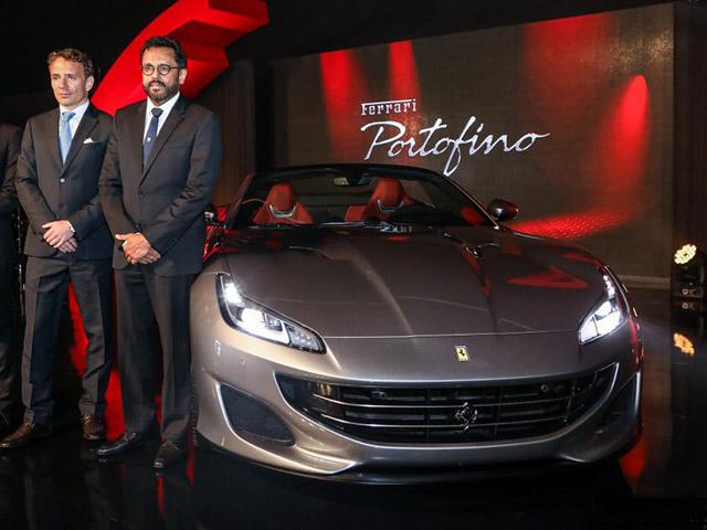 Ferrari ra mắt thị trường Đông Nam Á siêu xe mui trần giá rẻ