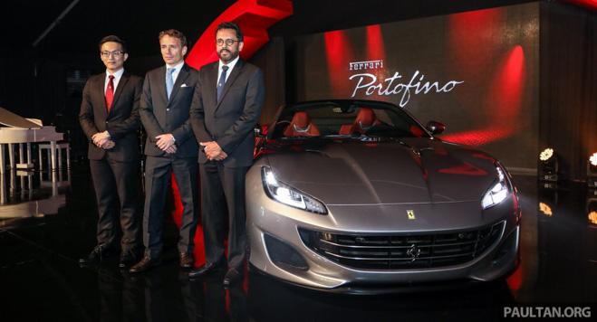 Ferrari ra mắt thị trường Đông Nam Á siêu xe mui trần giá rẻ - 1