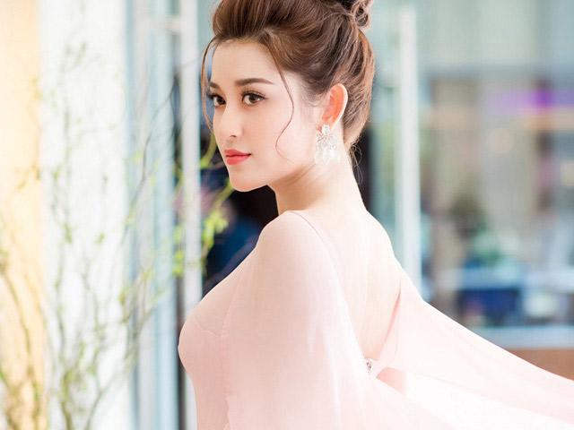 Huyền My lọt Top 32 Hoa hậu của các hoa hậu 2017