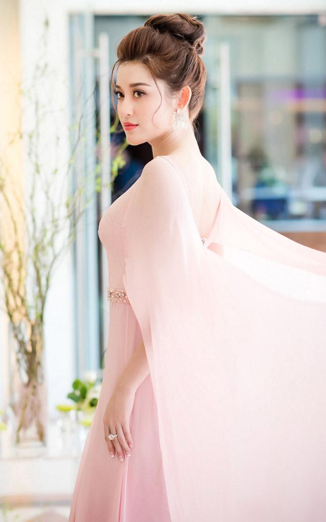 Huyền My lọt Top 32 Hoa hậu của các hoa hậu 2017 - 1