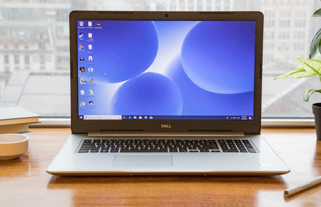 Đánh giá chi tiết laptop Dell Inspirion 17 5770 - 1