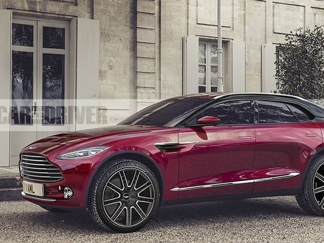 Aston Martin DBX sẽ là ''phát súng'' mở đầu cho phân khúc xe gầm cao của hãng