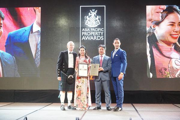 """Vinhomes Riverside được APPA vinh danh """"Khu đô thị tốt nhất Việt Nam"""" 2018 - 1"""
