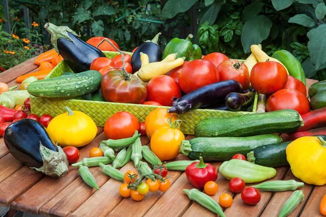 """Những rau củ  rẻ bèo ngăn nắng nóng mùa hè '""""quấy rối"""" cơ thể - 1"""