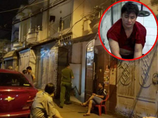 """24 giờ nghẹt thở truy bắt hai nghi can đâm chết 2 """"hiệp sĩ"""" ở Sài Gòn"""