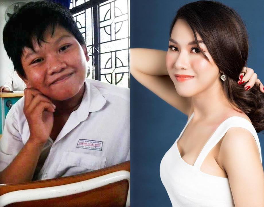 """Cậu bé Sài Gòn đen nhẻm """"dậy thì"""" thành cô gái đẹp được nhiều chàng theo đuổi - 1"""