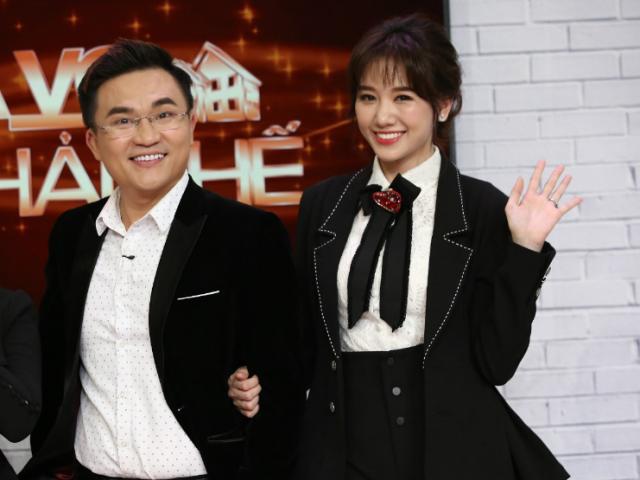 Hari Won tiết lộ Trấn Thành có sở thích chơi búp bê