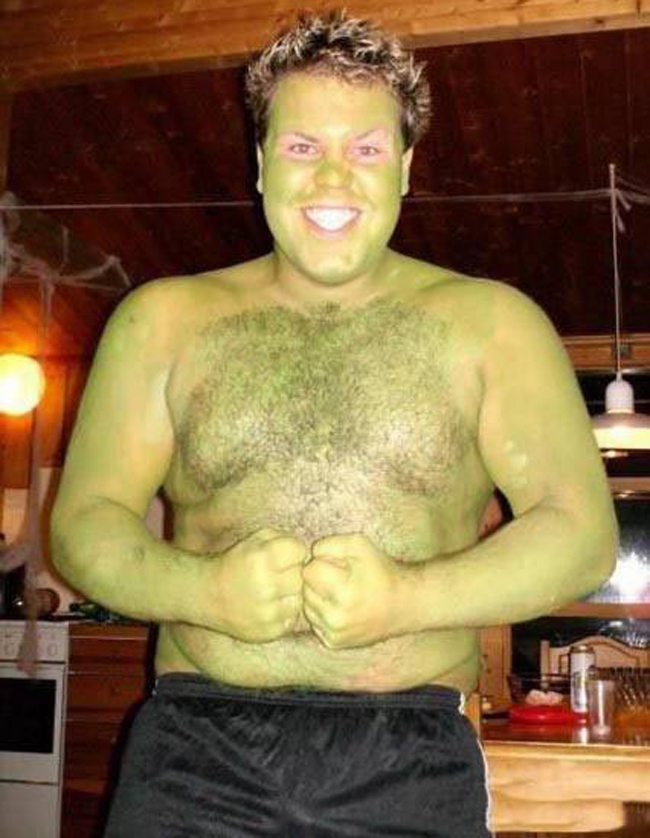 """Muốn biến thành """"Hulk"""" không phải dễ vậy đâu."""