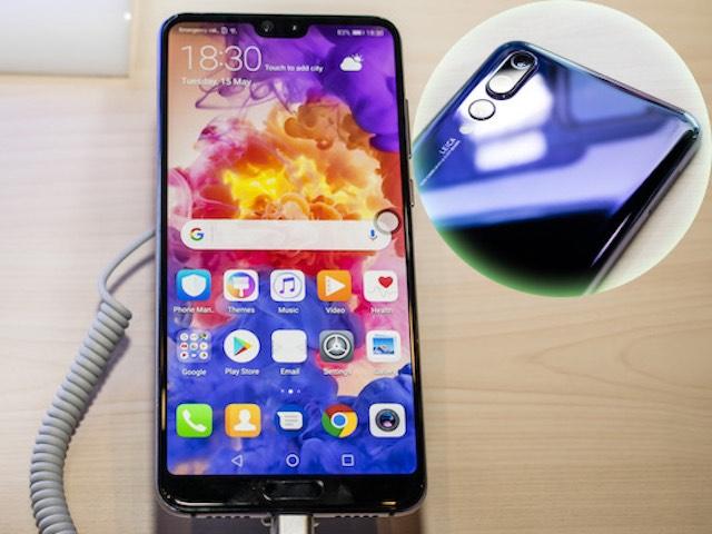 """Huawei P20 Pro với 3 camera sau """"đỉnh"""" nhất thế giới ra mắt tại Việt Nam"""