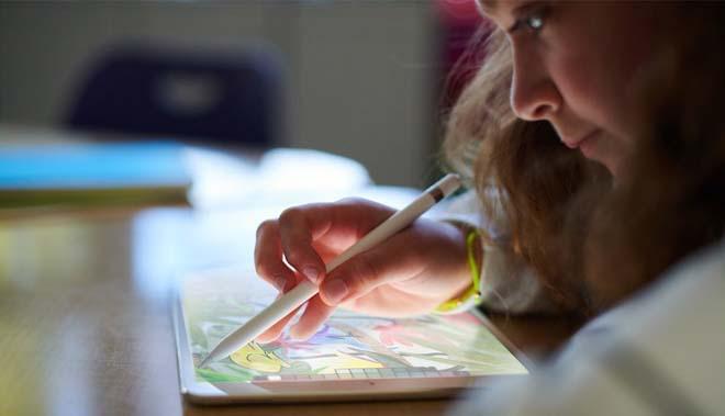 iPad Pro rất tốt, nhưng iPad 9.7 inch mới là kho báu của nhiều người dùng - 1