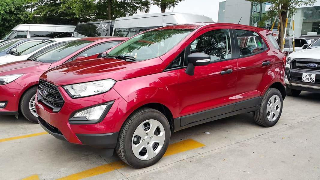 Ford EcoSport phiên bản giá rẻ Ambiente 1.5 MT có giá bán chỉ 545 triệu đồng - 1