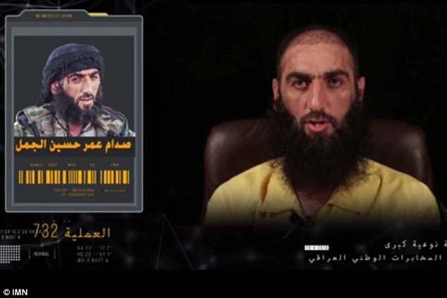 Iraq bắt sống thủ lĩnh IS đạo diễn vụ thiêu sống phi công Jordan - 1