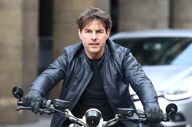 """Tom Cruise phong độ ngời ngời trong """"Nhiệm vụ bất khả thi 6 - Sụp đổ"""" - 1"""